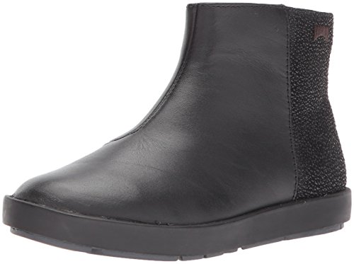 Camper Kids Girls' Leonor K900099 Flat, Black, 28 EU/11 M US Little Kid by Camper