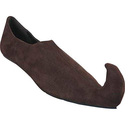 Women's Brown Renaissance Curved Toe Shoes (Large) - Brown Renaissance Shoes
