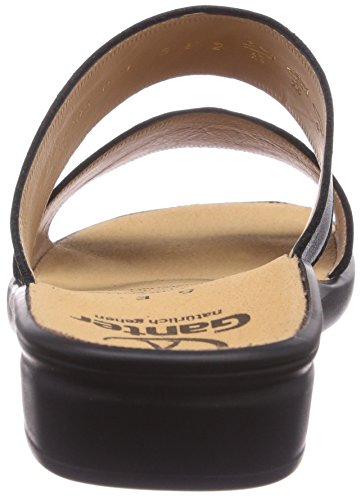 Ganter Sonnica, Weite E, Tap Shoes Woman Black (Schwarz 0100)