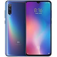 """Xiaomi Mi 9 – Smartphone de AMOLED de 6,39"""" (4G, Octa Core Qualcomm SD 855 2.8 GHz, RAM de 6 GB, memoria de 64 GB, cámara triple de 12 + 48 + 16 MP, Android) color azul océano [Versión española]"""