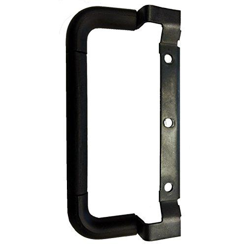 Fireplace Door Handles (Marco Replacement Door Handle (Black))