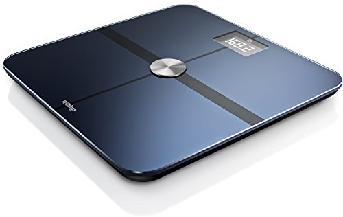Withings / Nokia | Body - Smart Body Composition Wi-Fi Ditial Scale with smartphone app, Black