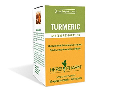 Herb Pharm Organic Turmeric Musculoskeletal