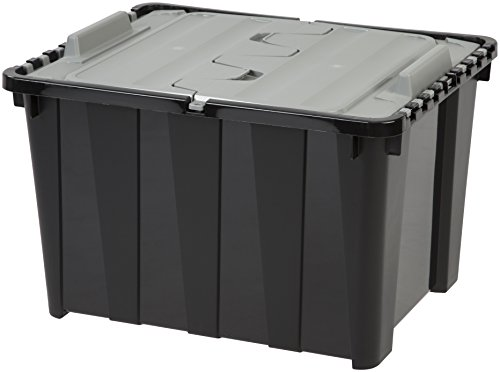 IRIS USA 139633 48 quart Wing Lid Storage Box