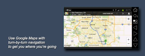 Using Google Maps On Lexus