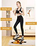 LQRYJDZ Fitness Stair Stepper for Women and