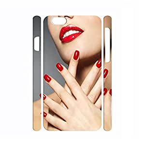 Classic Fashionable Lip Print Style Pattern Phone Shell Iphone 5/5S