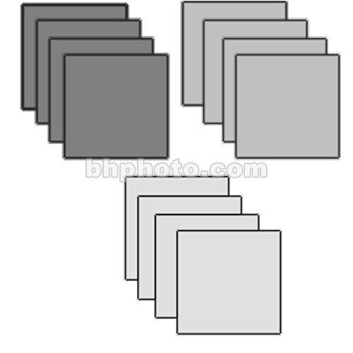 (Dedolight DGND8 Neutral Density Gel Filters for DBD8 - Set of 12)