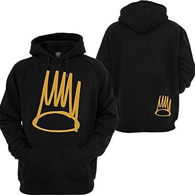 Dreamville J.Cole Hoodie Born Sinner TDE Top Dwag Rap Hip Hop Music Sweatshirt