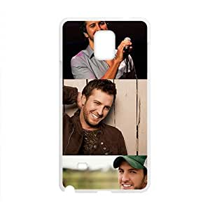 Amiable Guitar player Luke Bryan Cell Phone Case for Samsung Galaxy Note4