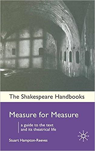 Descargar Libro It Measure For Measure: A Guide To The Text And Its Theatrical Life Formato PDF Kindle