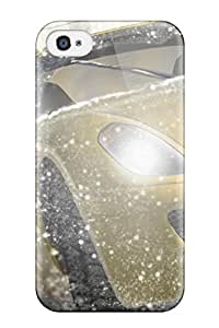 Premium Project Gotham Racing Game Back Cover Snap On Case For Iphone 4/4s
