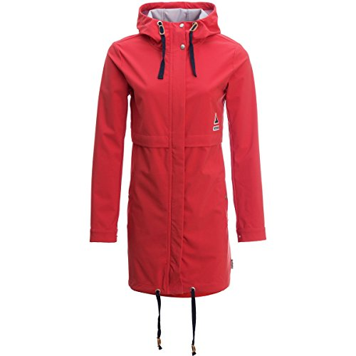 Maloja AlmbachM. Jacket - Women's Vintage Red, XL - Stormshell Jacket