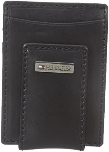 Tommy Hilfiger Men's Fordham Slim Front Pocket Wallet