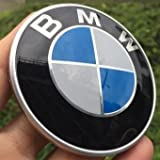Hanway New Original BMW Wheel Center Caps, a set of 4 pieces 68mm hubcaps