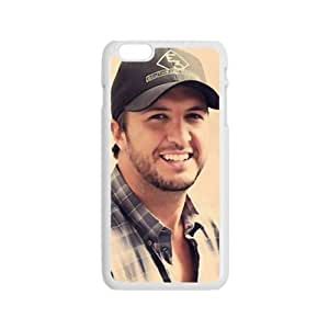 Luke Bryan Charming Smile Design Hard Case Cover Protector For Iphone 6