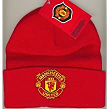 Manchester United F.C. Red Knitted Hat Tu