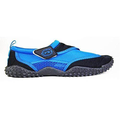 Adults Aqua Navy Shoes Blue Nalu ZtBdZ