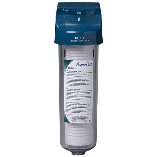 3M Purification / Cuno Aqua-Pure AP101T Whole House Water Filter (Aqua Pure Water Filter Ap101t compare prices)