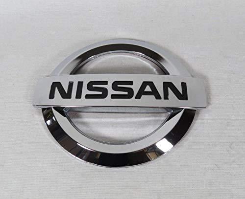 Nissan 350Z 370Z Front Emblem 03-18 Chrome Badge Bumper Sign Symbol Logo