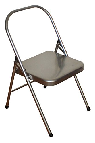 YogaBasics - Backless Yoga Chair with Extended Base - Standard Size