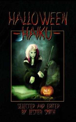book cover of Halloween Haiku (Popcorn Horror)