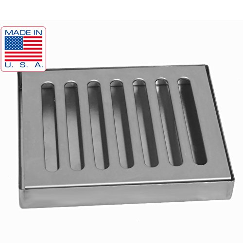 Countertop Tray Stainless Steel Drip (6