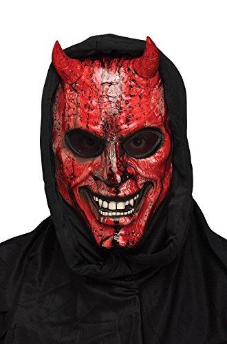 Bleeding Devil Mask Costume Accessory