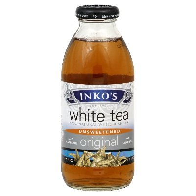 Inkos White Tea Unsweetened Wht Tea 48x 16OZ by INKOS