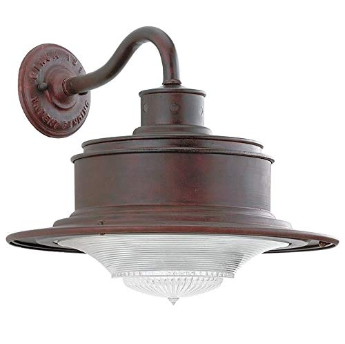 (Troy Lighting B9390OR South Street 1Lt Wall Downligh from South Street Collection)