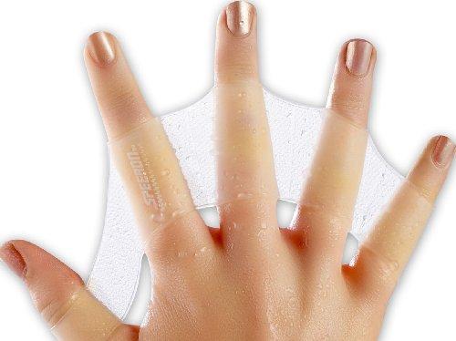 Speeron Schwimmhäute für die Finger, Größe M