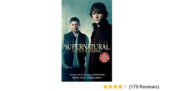 Supernatural Nevermore Epub