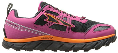 Altra Frauen Lone Peak 3 Trail Runner Rosa / Orange