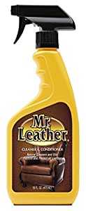 Mr. Leather Cleaner & Conditioner - 16oz Spray
