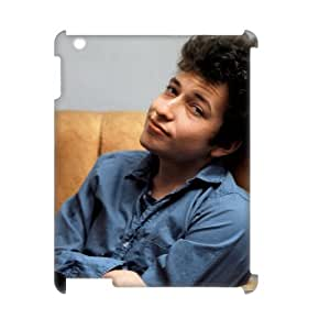 YYCASE Bob Dylan Pattern 3D Case for iPad 2,3,4