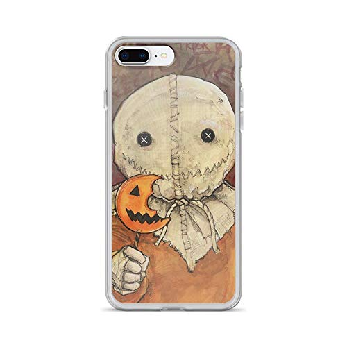 iPhone 7 Plus/8 Plus Pure Clear Case Cases Cover Trick 'r Treat Movie Sam Samhain