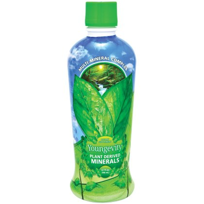 Youngevity Plant Derived Minerals - 32 fl oz by Youngevity (Packaging may Vary)