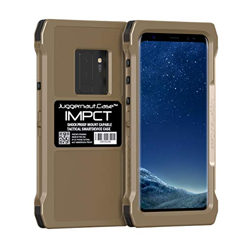 Juggernaut.Case IMPCT Smartphone Case - Compatible with Samsung Galaxy S9+