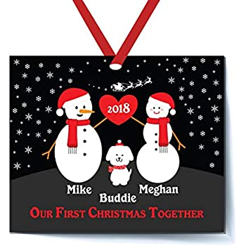 Amazon.com: Our First Christmas Together Christmas ...