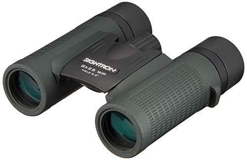 SIGHTRON 63056 SII Series Binoculars 8x25mm, Green Rubber Finish [並行輸入品]   B07TMP6TYG