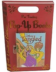 Disney Pin - Pop-Up Books - Tangled