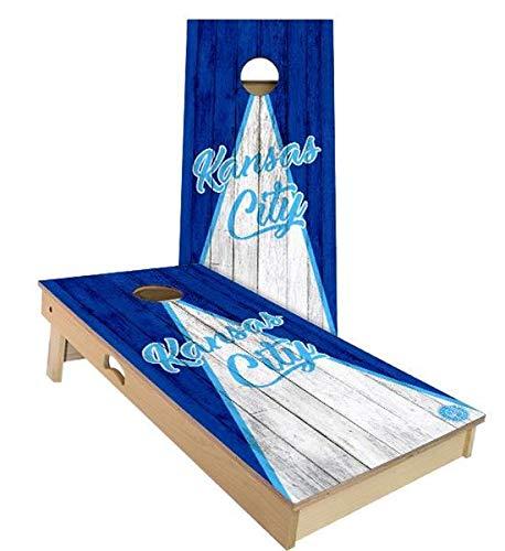 【超新作】 Skip's 2x3 Garage カンザスシティトライアングルベースボールコーンホールボードセット – サイズとアクセサリー – Bags) ボード2枚、バッグ8枚など B07N4DTX6D B07N4DTX6D A. 2x3 Boards (Corn Filled Bags)|G.付属品 (2) ライト + (1) スコアコンボ A. 2x3 Boards (Corn Filled Bags), アウトスポット:0fc4e4eb --- staging.aidandore.com