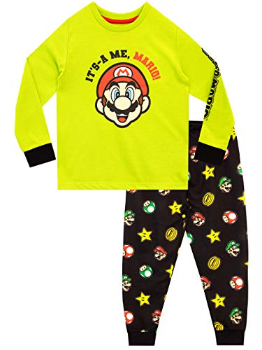 Super Mario Jongens Pyjama's