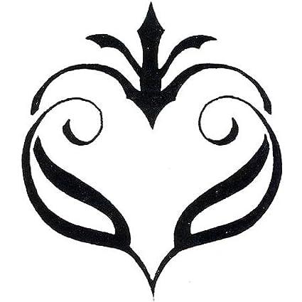 Raven Ombligo Remolino Tatuaje: Amazon.es: Coche y moto