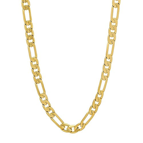 14k Gold 24 Inch Necklace - 7