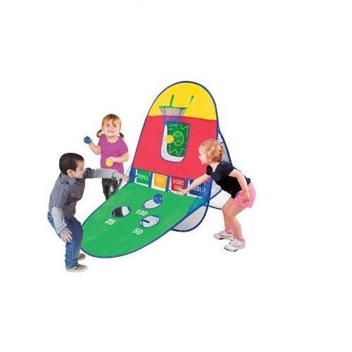 Playhut 3-in-1 Sports Arcade Playhouse by Playhut