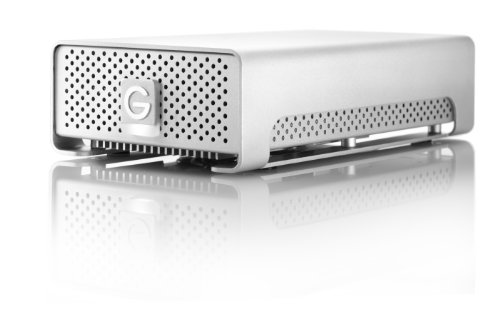 mini 1TB Dual External Hard Drive w/ eSATA, USB 2.0, Firewire 400, Firewire 800 Interfaces and RAID 0/1 0G01652 ()