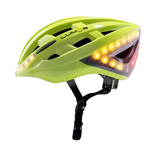 Lumos Kickstart Electric Lime - Bicycle Helmet Racing