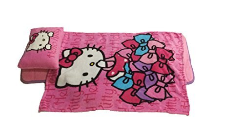 Hello Kitty Aquatopia Memory Foam Nap Mat Pillow