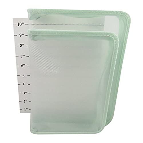 well-wreapped Zipper Transparent File Case Folder Clear